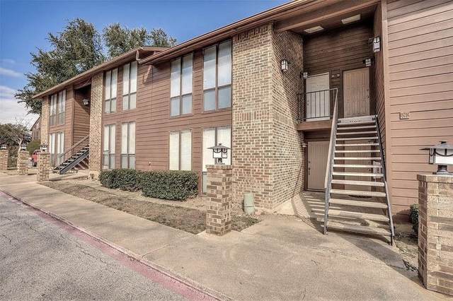 7522 Holly Hill Drive 10B, Dallas, TX 75231 (MLS #14532420) :: The Tierny Jordan Network