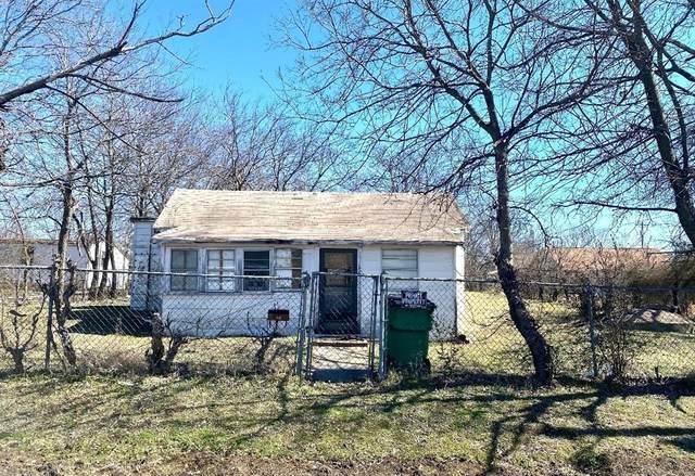 308 S Jordan Street, Whitesboro, TX 76273 (MLS #14532459) :: Team Hodnett