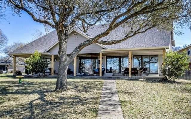 122 Guadalupe Drive, Gun Barrel City, TX 75156 (MLS #14532460) :: Team Hodnett
