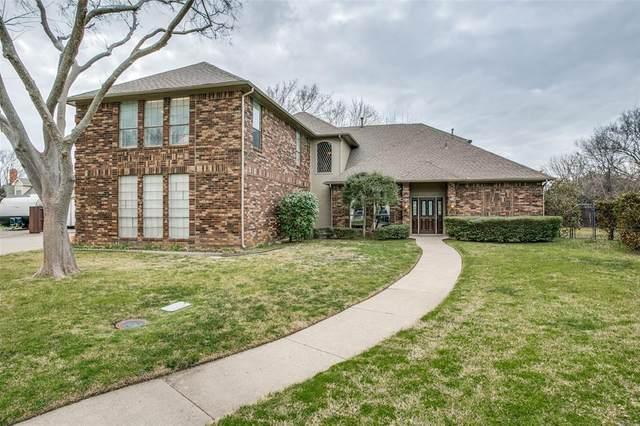 200 Fieldcrest Circle, Coppell, TX 75019 (MLS #14532618) :: Premier Properties Group of Keller Williams Realty