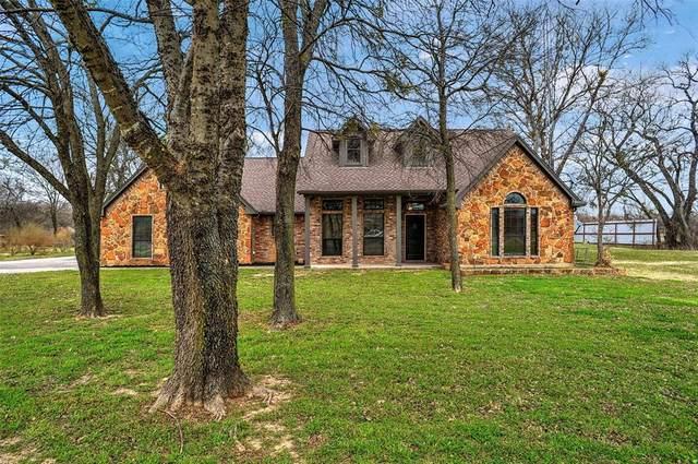 100 Plantation Oaks Court, Springtown, TX 76082 (MLS #14532631) :: Trinity Premier Properties