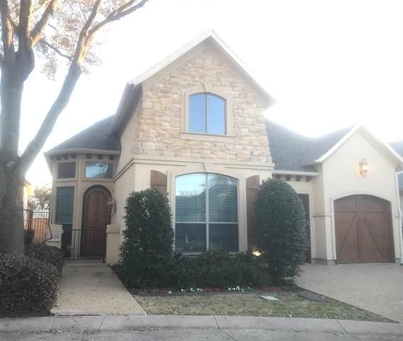 3620 Vineyard Way, Farmers Branch, TX 75234 (MLS #14532667) :: Team Hodnett