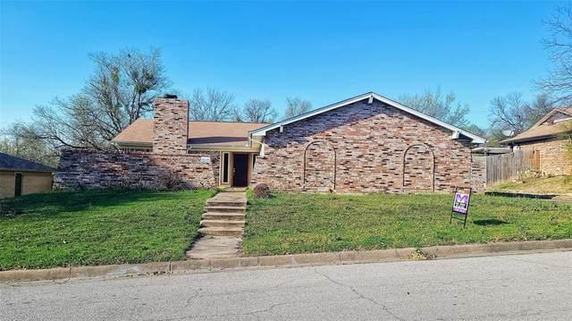 5063 Tierney Court N, Fort Worth, TX 76112 (MLS #14532697) :: Team Hodnett