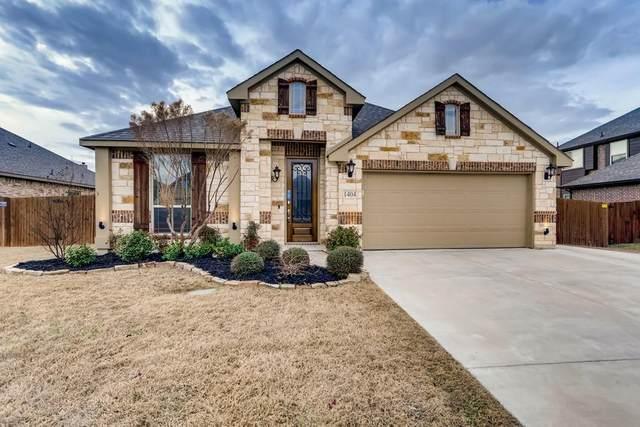 1404 Steve Drive, Crowley, TX 76036 (MLS #14532743) :: Craig Properties Group