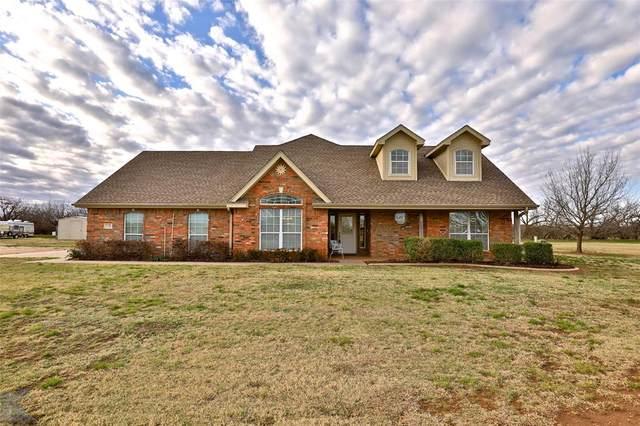 221 Codybug Road, Abilene, TX 79602 (MLS #14532754) :: The Chad Smith Team