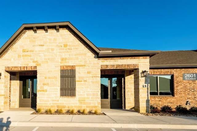 2601 Little Elm Parkway #602, Little Elm, TX 75068 (MLS #14532831) :: Trinity Premier Properties