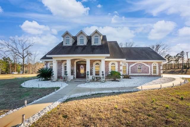 550 Lake Gladewater Road, Gladewater, TX 75647 (MLS #14532937) :: Team Hodnett