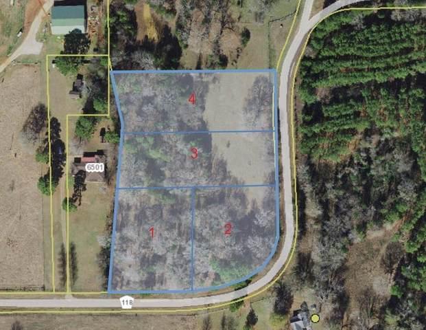 Tract 4 County Road 118, Bullard, TX 75757 (MLS #14532957) :: The Hornburg Real Estate Group