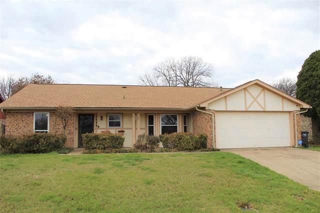 7048 Woodmoor Road, Fort Worth, TX 76133 (MLS #14533017) :: Wood Real Estate Group