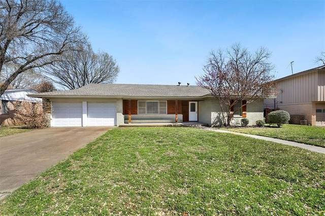 4813 Hildring Drive E, Fort Worth, TX 76109 (MLS #14533118) :: The Chad Smith Team