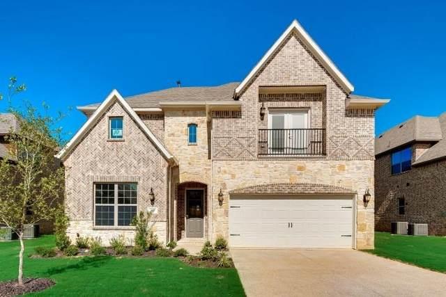 6020 Marigold Drive, Mckinney, TX 75071 (MLS #14533130) :: Team Hodnett