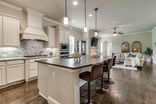 8716 Belvoir Circle, Mckinney, TX 75070 (MLS #14533163) :: Russell Realty Group