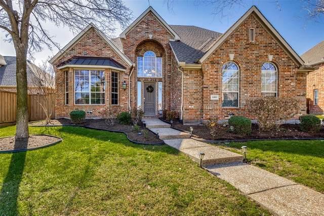 4461 Young Drive, Carrollton, TX 75010 (MLS #14533165) :: The Good Home Team