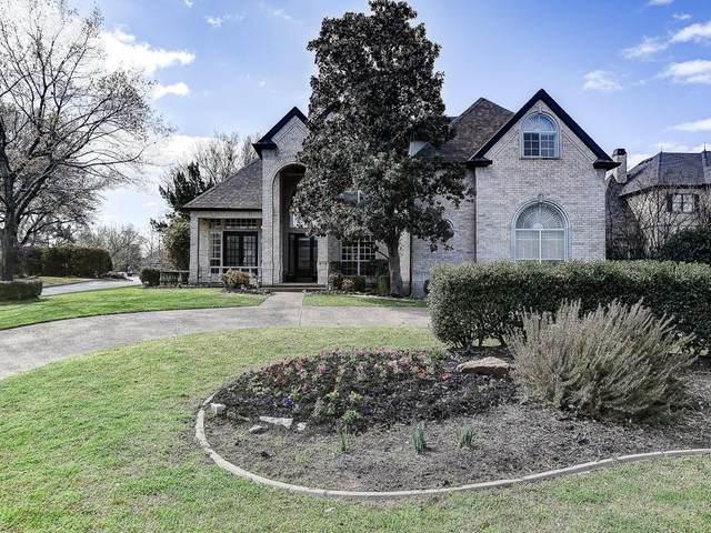 7106 Belle Meade Drive, Colleyville, TX 76034 (MLS #14533174) :: Team Hodnett