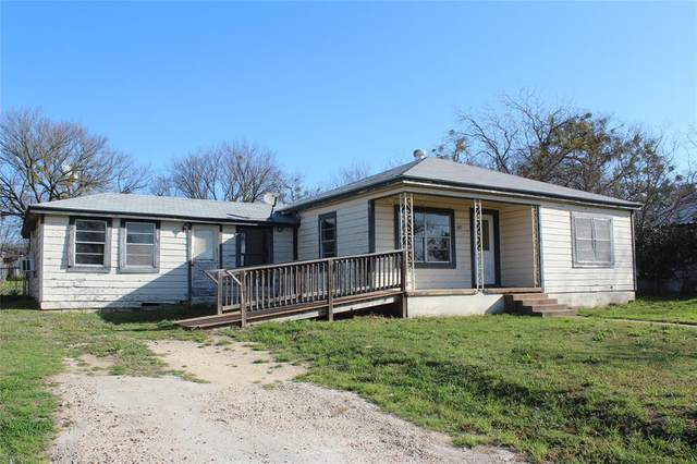 610 E Second Street, Hico, TX 76457 (MLS #14533196) :: Results Property Group