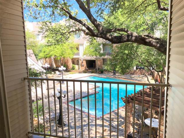 5325 Bent Tree Forest Drive #2208, Dallas, TX 75248 (MLS #14533303) :: The Rhodes Team
