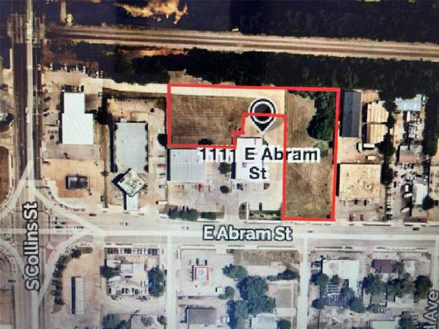 1111 E Abram Street, Arlington, TX 76010 (MLS #14533337) :: All Cities USA Realty