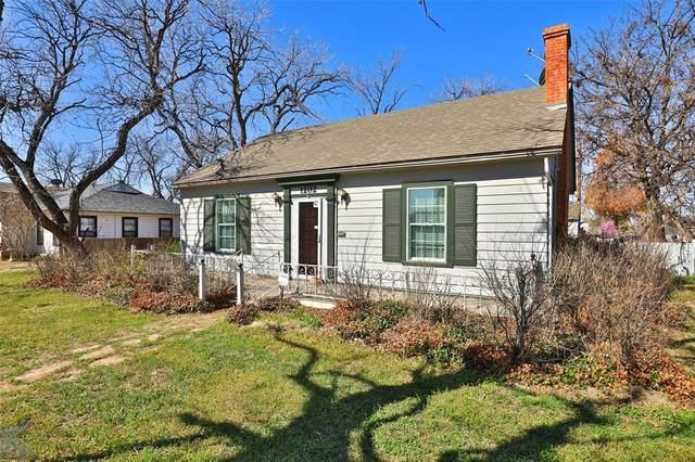 1202 Highland Avenue, Abilene, TX 79605 (MLS #14533376) :: Wood Real Estate Group