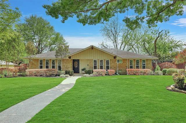 3808 Pallos Verdas Drive, Dallas, TX 75229 (MLS #14533389) :: Premier Properties Group of Keller Williams Realty