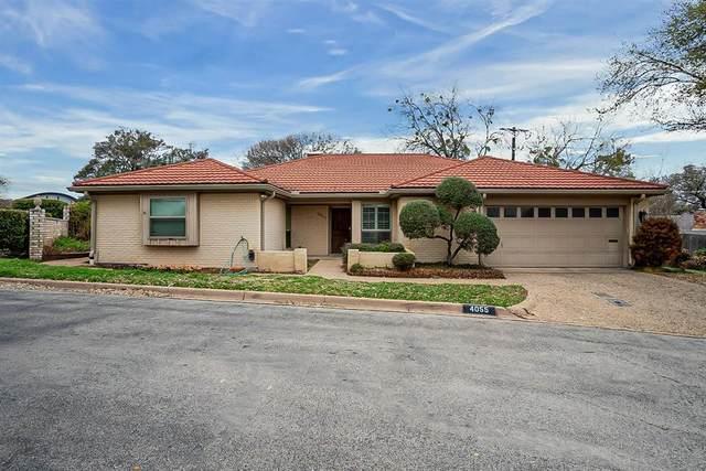 4055 Hidden View Circle, Fort Worth, TX 76109 (MLS #14533419) :: Team Hodnett