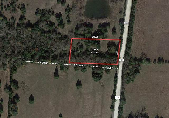 Lot 6 County Rd 4109, Greenville, TX 75401 (MLS #14533422) :: VIVO Realty