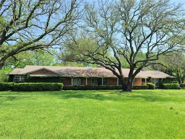 1209 W Westhill Drive, Cleburne, TX 76033 (MLS #14533448) :: Team Hodnett