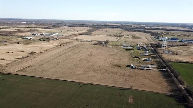 750 County Road 1544, Bonham, TX 75418 (MLS #14533496) :: The Kimberly Davis Group