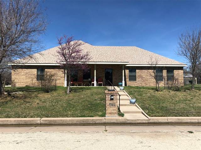 1502 Edgewater Road, Abilene, TX 79602 (MLS #14533575) :: Team Hodnett