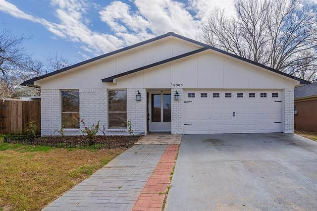 6500 Greenspring Drive, Arlington, TX 76016 (MLS #14533585) :: Wood Real Estate Group
