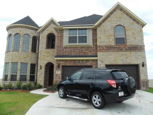 4714 Alcazar Court, Irving, TX 75062 (MLS #14533641) :: Team Hodnett