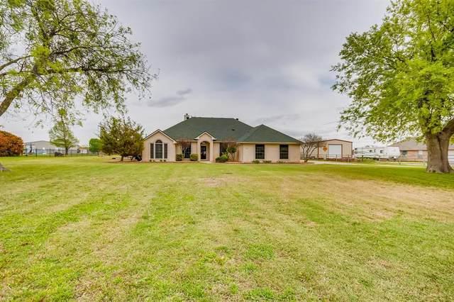 14324 Meadowland Circle, Newark, TX 76071 (MLS #14533673) :: Trinity Premier Properties