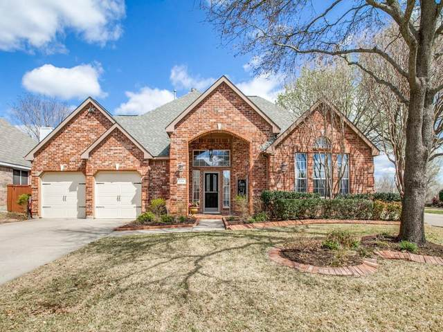 115 Falcon Creek Drive, Mckinney, TX 75072 (MLS #14533705) :: The Chad Smith Team