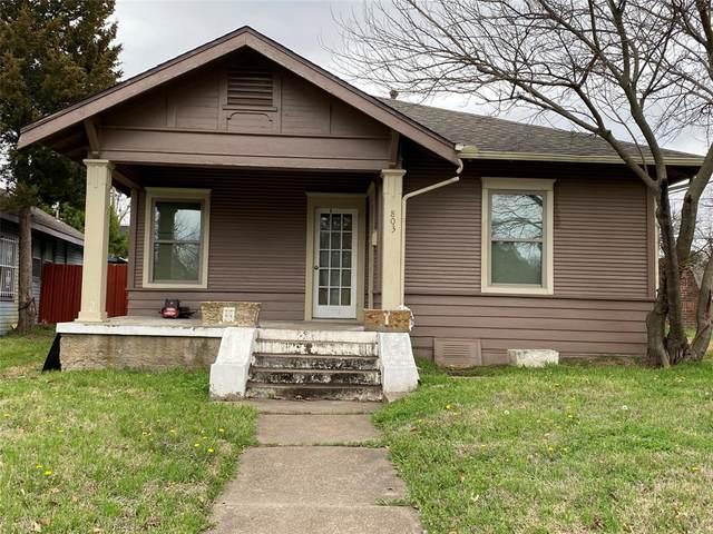 801/803 Cristler Avenue A/B/C, Dallas, TX 75223 (MLS #14533733) :: Lyn L. Thomas Real Estate | Keller Williams Allen
