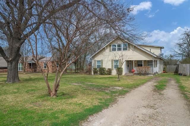 532 W North Commerce Street, Wills Point, TX 75169 (MLS #14533742) :: Team Hodnett