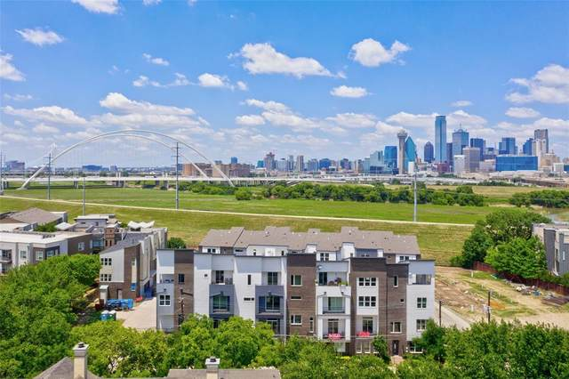381 E Greenbriar Lane #101, Dallas, TX 75203 (MLS #14533783) :: Potts Realty Group