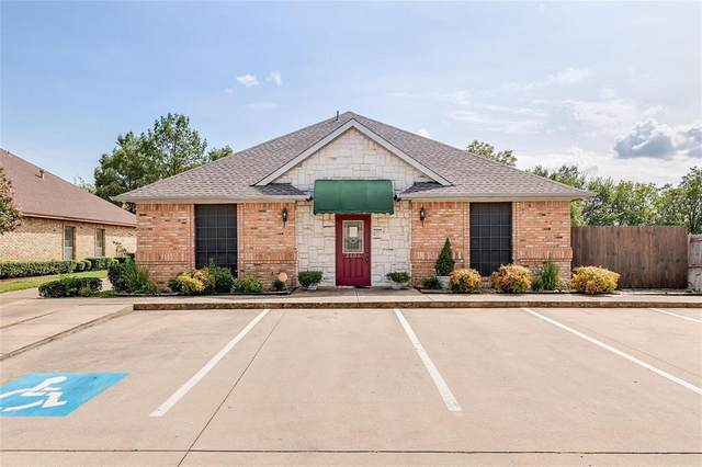 2606 Harwood Road, Bedford, TX 76021 (MLS #14533819) :: The Kimberly Davis Group