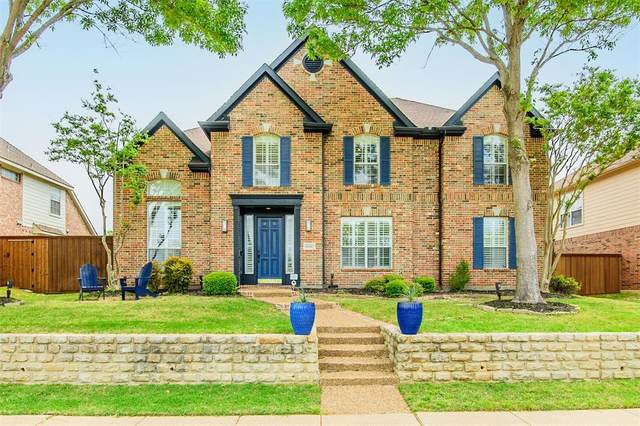11116 Rogers Road, Frisco, TX 75033 (MLS #14533839) :: The Chad Smith Team