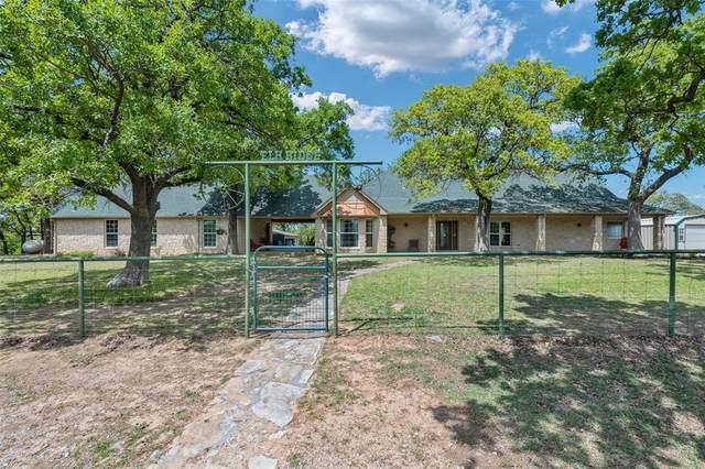 111 Private Road 2168, Decatur, TX 76234 (MLS #14534031) :: The Mauelshagen Group