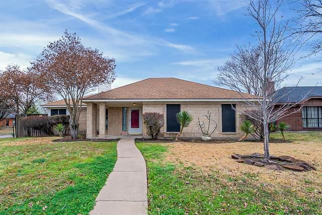 2301 Springfield Lane, Rowlett, TX 75088 (MLS #14534062) :: Premier Properties Group of Keller Williams Realty