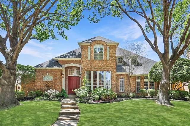 2842 Earlshire Lane, Carrollton, TX 75007 (MLS #14534098) :: Wood Real Estate Group