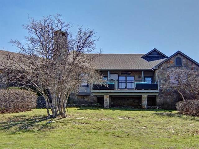 685 Baltrusol Drive, Possum Kingdom Lake, TX 76449 (MLS #14534109) :: Hargrove Realty Group