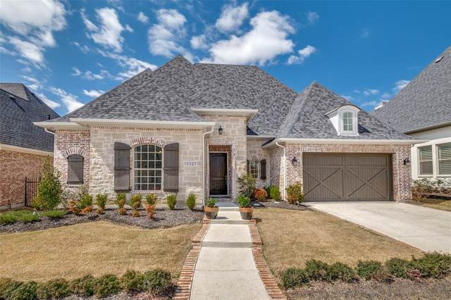 13327 Terlingua Creek Drive, Frisco, TX 75033 (MLS #14534128) :: The Daniel Team