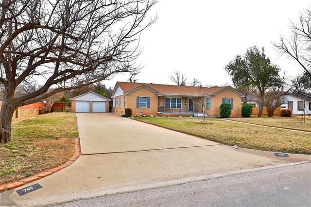749 S Leggett Drive, Abilene, TX 79605 (MLS #14534162) :: The Star Team   JP & Associates Realtors