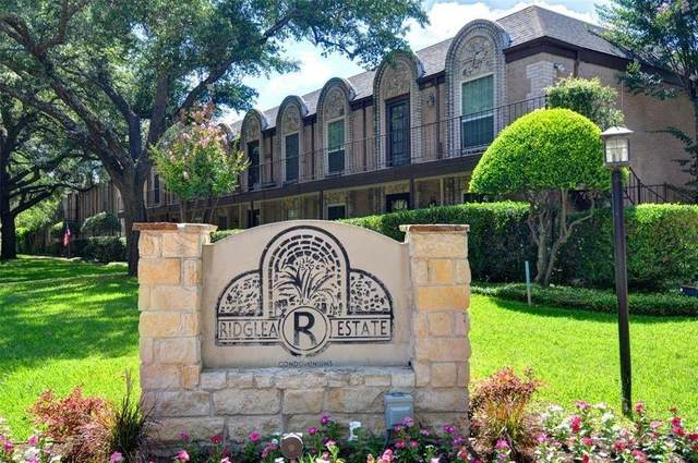 4040 Ridglea Country Club Drive #1101, Fort Worth, TX 76126 (MLS #14534270) :: ACR- ANN CARR REALTORS®