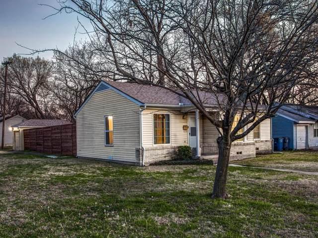 10736 Galena Street, Dallas, TX 75228 (MLS #14534377) :: All Cities USA Realty