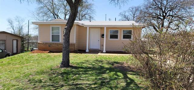 2312 Flemming Drive, Fort Worth, TX 76112 (MLS #14534386) :: Hargrove Realty Group