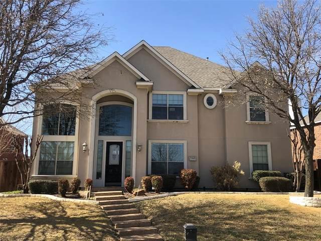 5565 Blazing Star Road, Frisco, TX 75036 (MLS #14534411) :: The Chad Smith Team