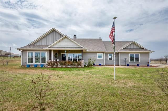 1253 Mcvoid Road, Springtown, TX 76082 (MLS #14534533) :: Trinity Premier Properties