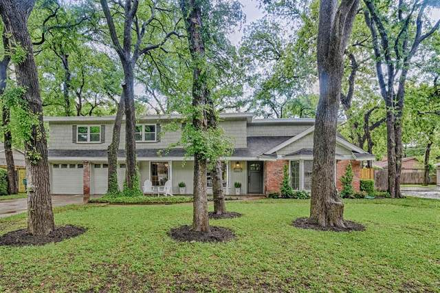 3229 Tanglewood Trail, Fort Worth, TX 76109 (MLS #14534557) :: Real Estate By Design