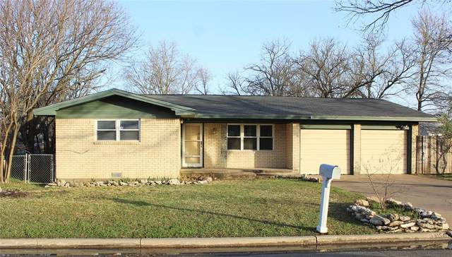 1279 W Park Street, Stephenville, TX 76401 (MLS #14534637) :: The Chad Smith Team